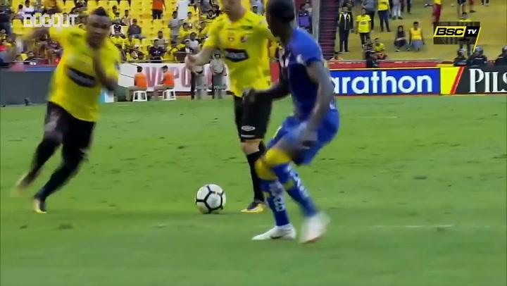 Barcelona SC's Top Five Moments Against Delfín