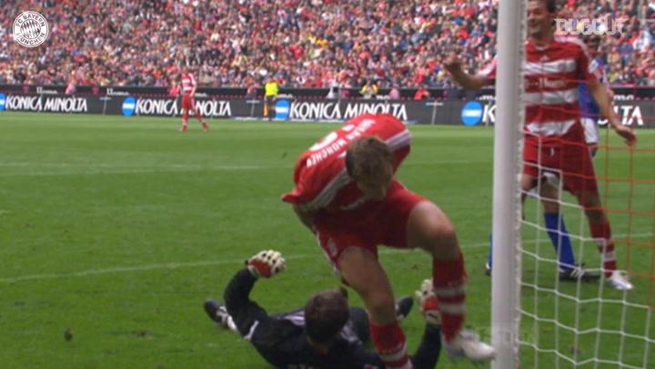 Miroslav Klose's best FC Bayern goals