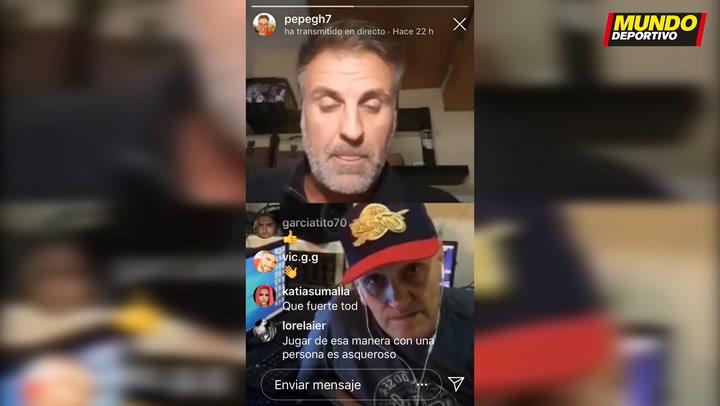 Pepe Herrero estalla contra GH