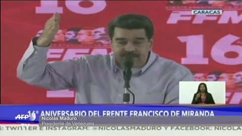 Venezuela: Gobierno dice haber frenado plan para asesinar a Maduro