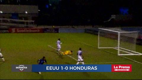 EEUU 1-0 Honduras