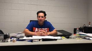 Tony DeFrancesco talks about the loss to Nashville