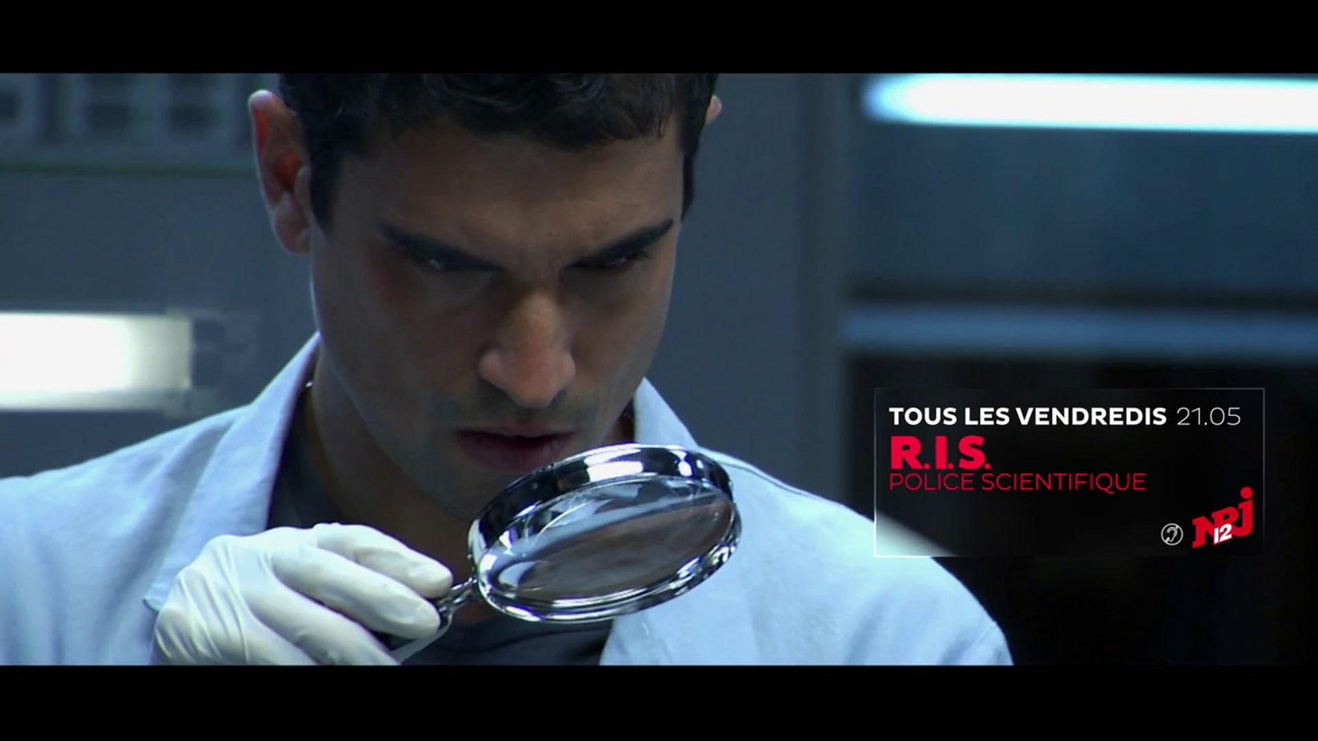 R.I.S. Police scientifique : Chasse à l'homme