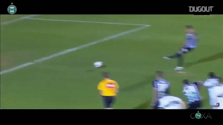 Alex Muralha's best Coritiba moments
