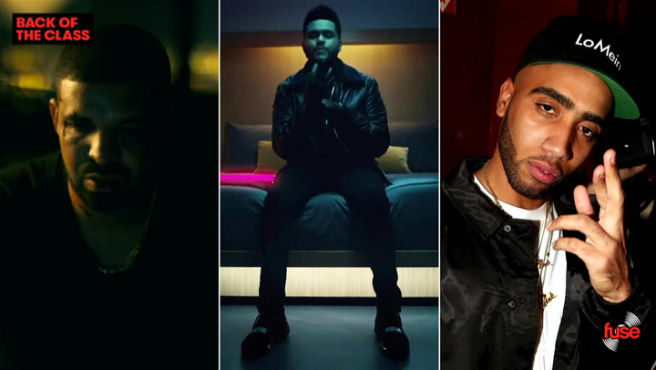 Bizzy Crook Interview, Drake's Short Film and The Weeknd's Starboy Video: Back of the Class