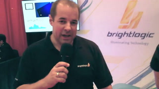 BrightLogic demos interactive floor