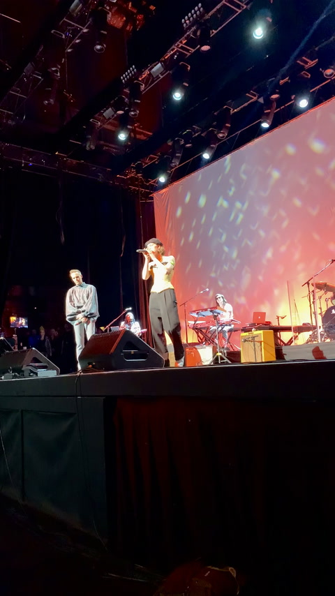 King Princess & Justin Tranter perform