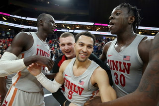 UNLV Defeats BYU In Overtime Thriller, 92-90