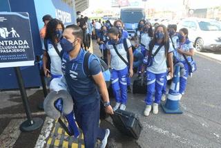 Selección Femenina Sub-17 de Honduras viajó a Bradenton a buscar sellar su boleto al Premundial de Concacaf