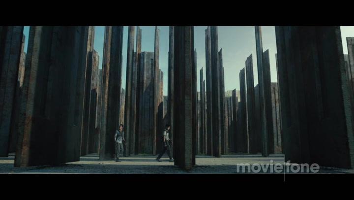 The Maze Runner - Trailer No. 2