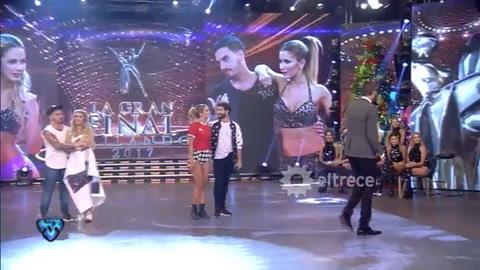 ¿Por qué Pampita lloró en la final del Bailando?