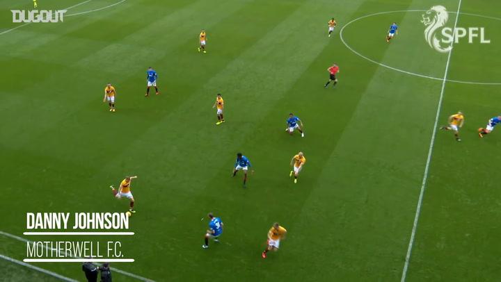 Best Forwards: Danny Johnson