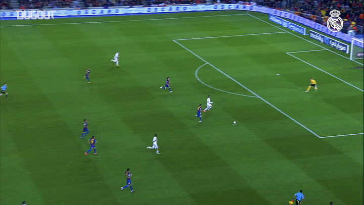 Cristiano Ronaldo Scores Against Barcelona to Calm Everybody