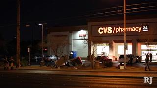 Tour Bus Kills Woman Waiting at East Las Vegas Bus Stop