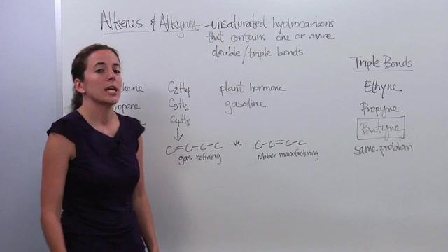 Alkenes-Alkynes
