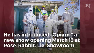 'Opium' brings cosmic synergy — and wild acts — to The Cosmopolitan