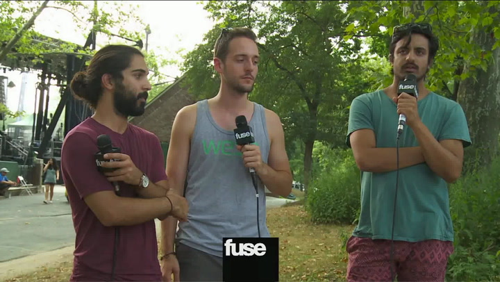 Young the Giant On Glee, New Album, Band Names