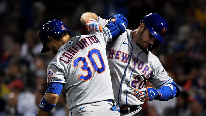 Mets vs Red Sox Highlights: Marcus Stroman struggles, Alonso homers in 6-3 loss