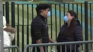 Nuevo récord de muertes en NY por coronavirus, pero la curva comenzó a bajar