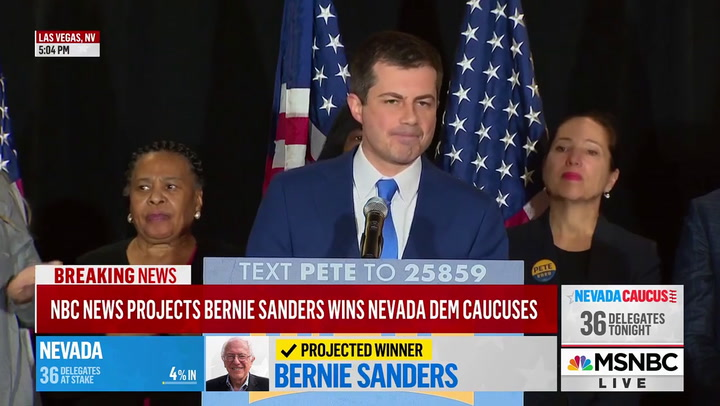 Pete Buttigieg Warns: Bernie Sanders Too Radical to Win General Election