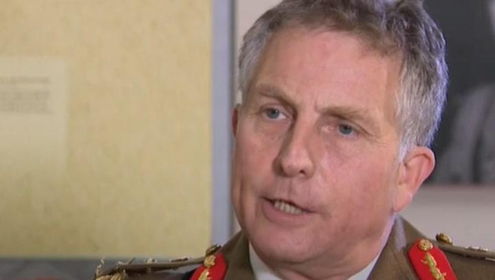El general jefe del ejército británico advierte del riesgo de una Tercera Guerra Mundial