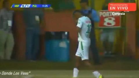 HNP 0-1 Platense (Liga Salvavidas)