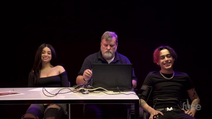 Suigeneris & His Ex-Girlfriend Take A Lie Detector Test