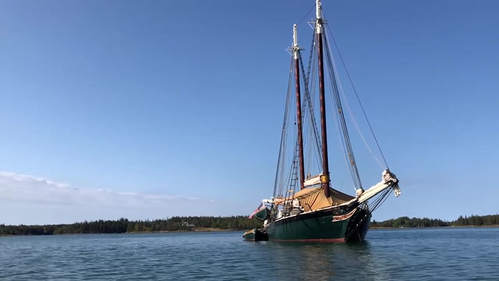 Cruising In Maine During COVID-19, On The Only Ship Sailing In The U.S.