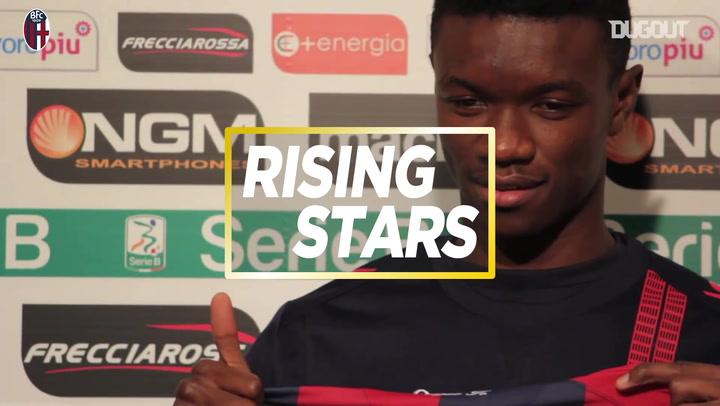 Rising Stars: Ibrahima Mbaye