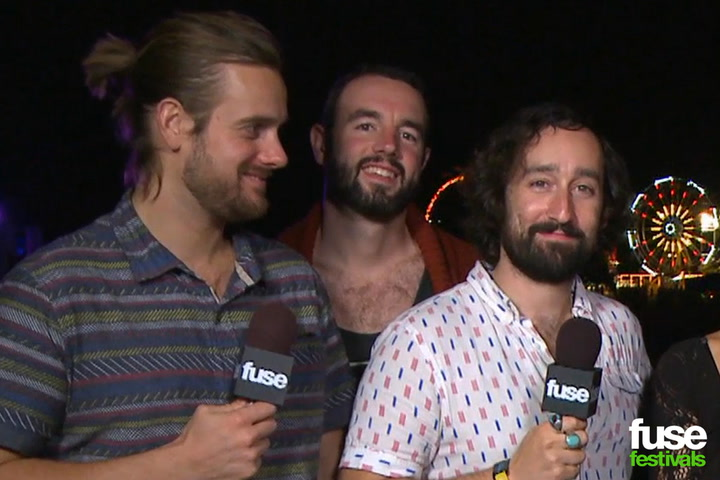 "Festivals: Voodoo 2013: Youngblood Hawke's New Single to Feature a ""New Direction"""
