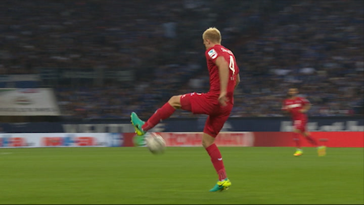 FC Schalke 04 - 1. FC Köln 1. - 45. (2016-2017)