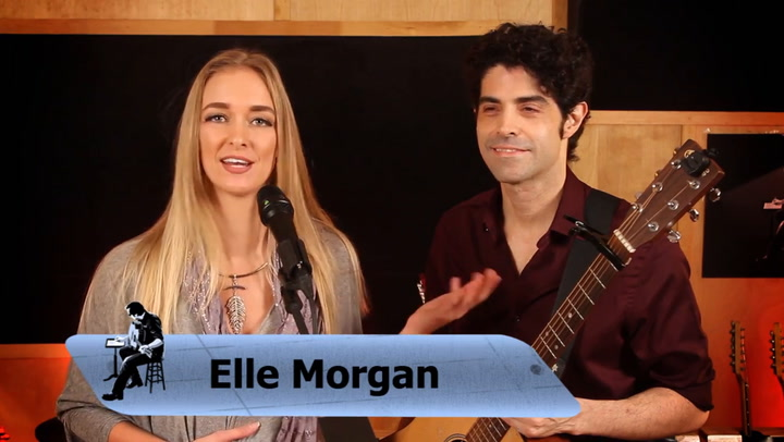 Elle Morgan performs Ace In The Hole on The Jimmy Lloyd Songwriter Showcase