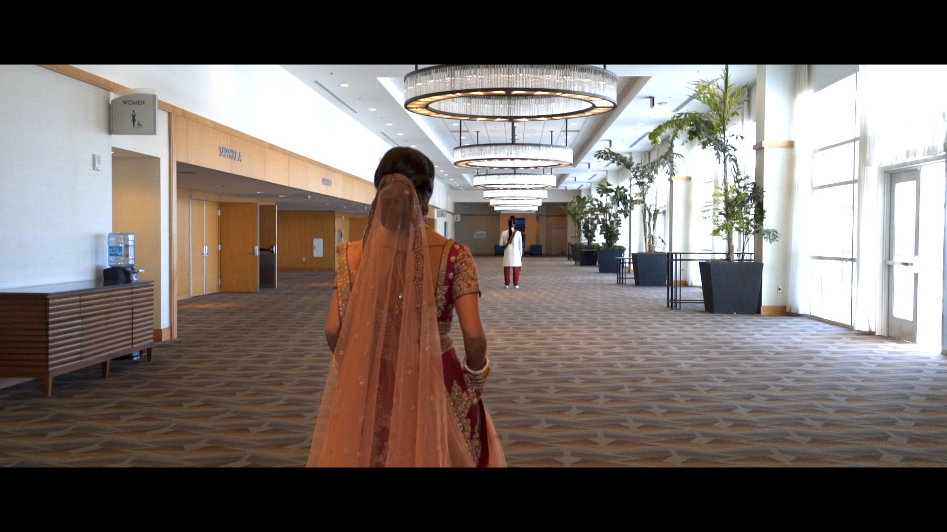 Rena + Puneet | California, California | Hilton San Diego Bayfront
