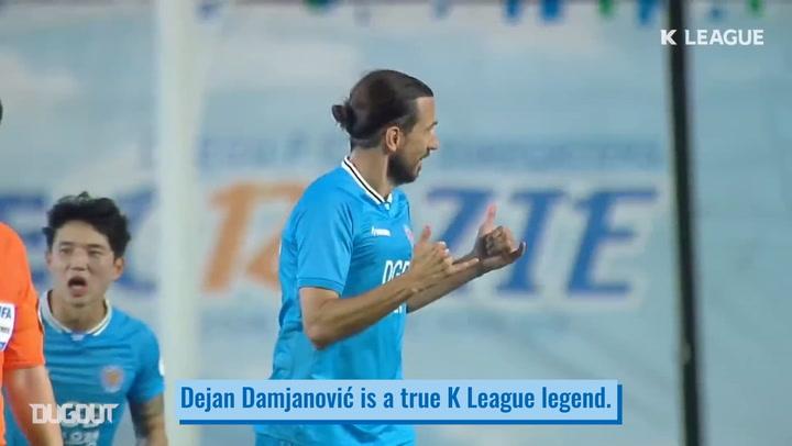 The Ageless Goalscoring Wonder Dejan Damjanović