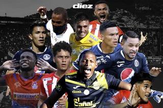 Con Ángel Tejeda y Marlon Ramírez: Los 10 mejores jugadores del Torneo Apertura 2021