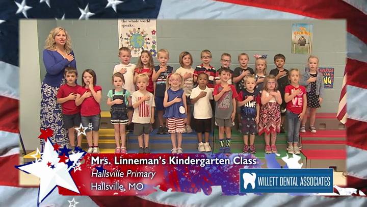 Hallsville Primary - Mrs. Linneman - Kindergarten