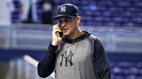 Is Aaron Boone a true manager or just a 'puppet' of the Yankees front office? | Baseball Night in NY