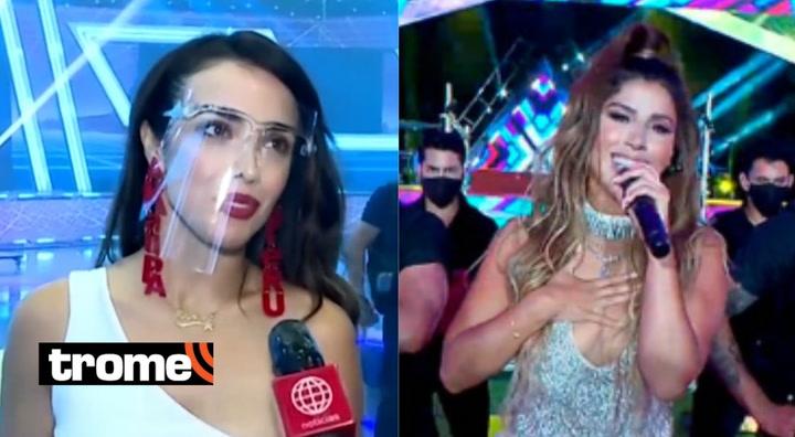 """Rosángela Espinoza le da la bienvenida a Yahaira Plasencia: """"Si va a ser mi rival, que se prepare"""""""