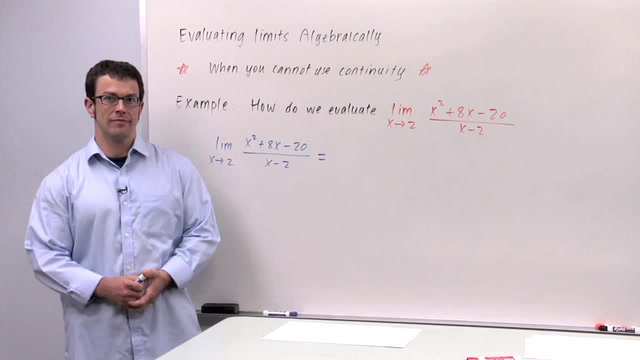Evaluating Limits Algebraically, Part 2