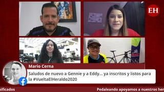 Inscríbete en la Vuelta El Heraldo y podes ganar esta bicicleta
