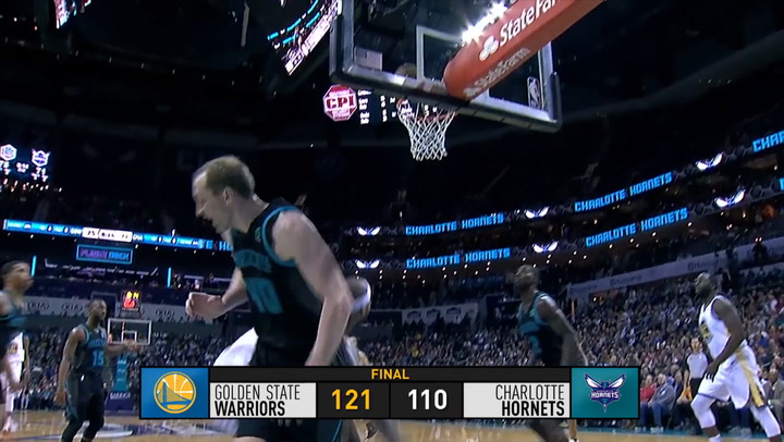 El resumen de la jornada de la NBA del 26/02/2019