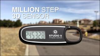 Million Step Sensor