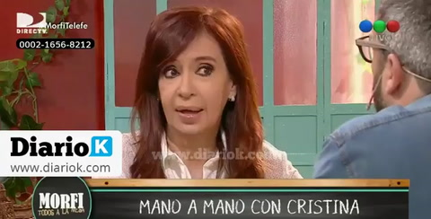 No me pienso callar más, respondió Cristina cuando le preguntaron por la corrupción K
