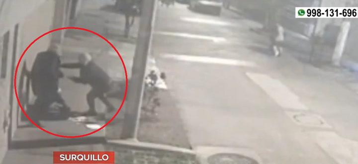 Emprendedora es arrastrada por delincuentes: Fue asaltada por tercera vez en tres meses | VIDEO