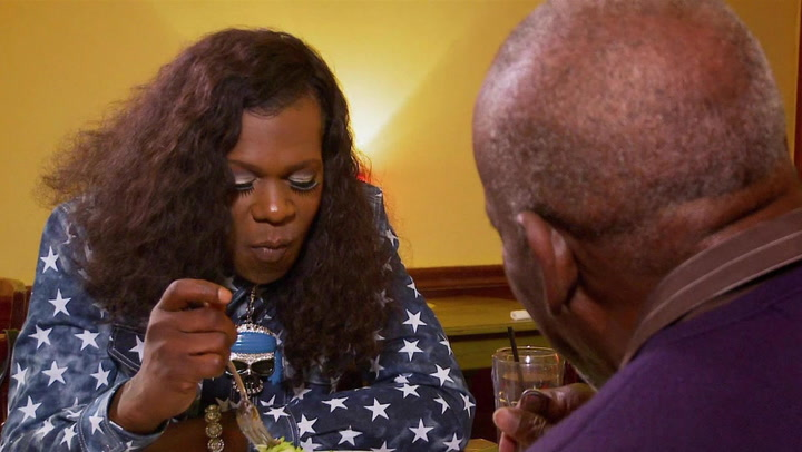 Big Freedia's Emotional Reunion With Her Dad