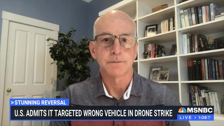 House Armed Services Chair Smith on Accountability for Drone Strike: 'It Happened,' 'You're Not Going to Fix It'