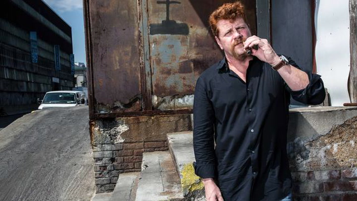 Whisky and Cigars with Michael Cudlitz