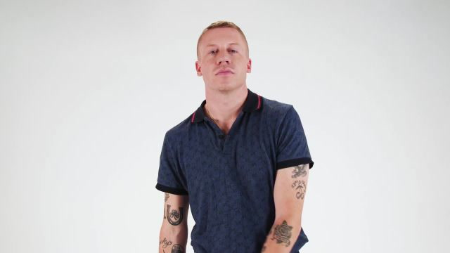 Macklemore Wakes Up Every Day and Thinks About Getting a New Tattoo