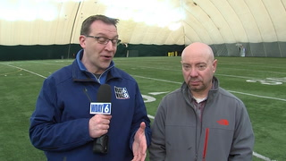Bison Video Blog: Spring Practice #4 recap