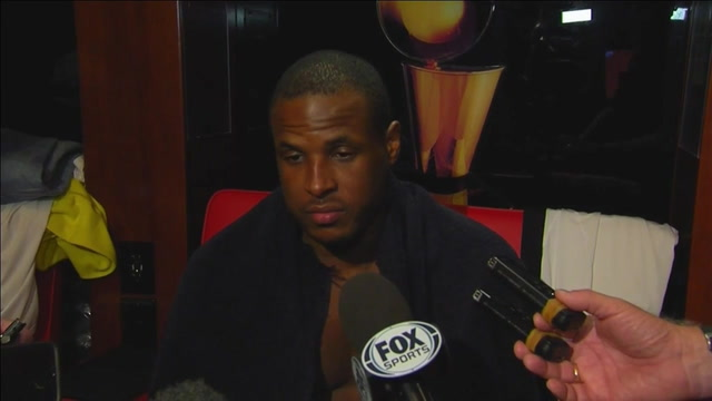 Dion Waiters: We can't afford to let up